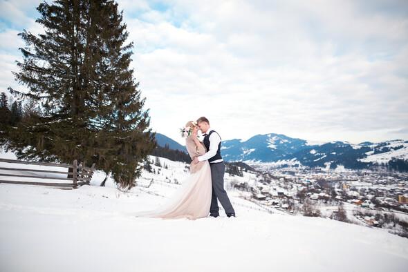 Свадьба Карпаты - фото №14