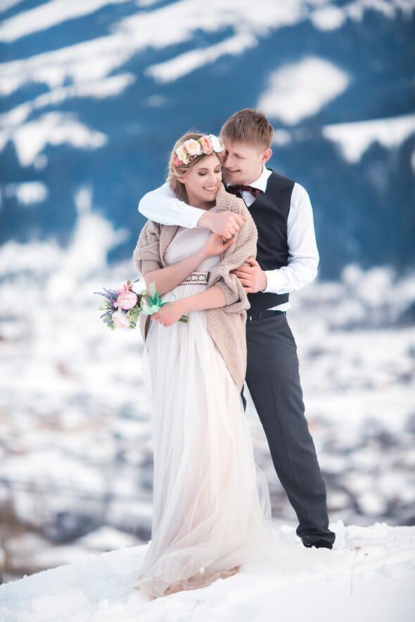 Свадьба Карпаты - фото №16