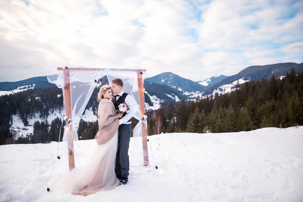 Свадьба Карпаты - фото №11