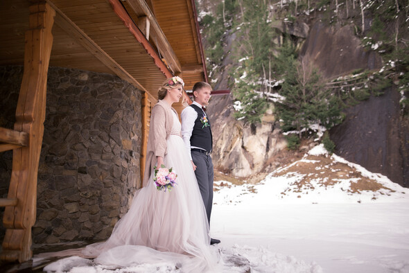 Свадьба Карпаты - фото №5