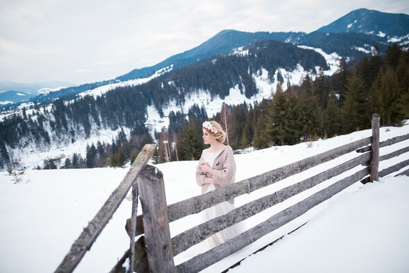 Свадьба Карпаты - фото №23