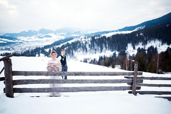 Свадьба Карпаты - фото №26