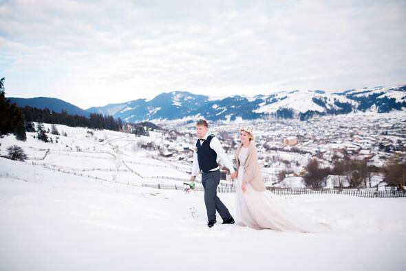 Свадьба Карпаты - фото №1