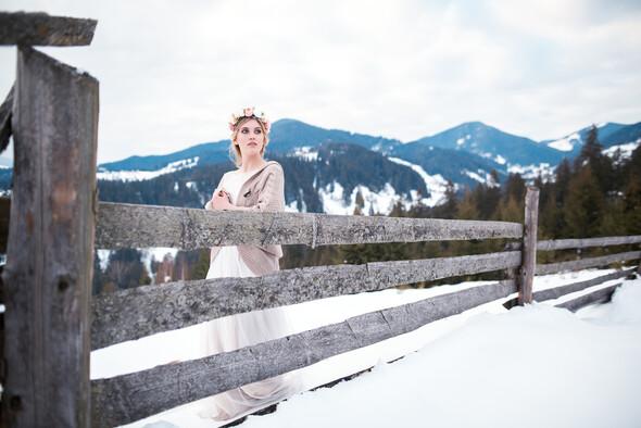 Свадьба Карпаты - фото №24