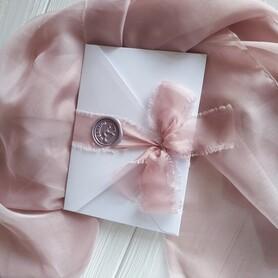 Оля Приглашения - пригласительные на свадьбу в Днепре - портфолио 6