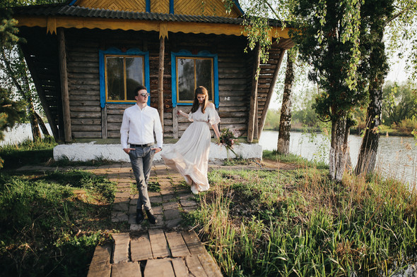 Наташа и Виталик - фото №16