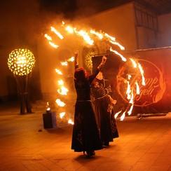 """Вогняне шоу """"Театр Ідей"""" - фото 4"""