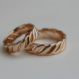 ЛиРо - ювелирная мастерская - обручальные кольца в Херсоне - портфолио 1