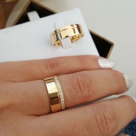 ЛиРо - ювелирная мастерская - обручальные кольца в Херсоне - портфолио 4