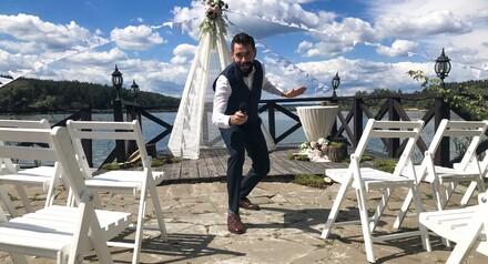 Скидка на проведение Свадьбы