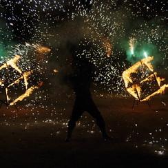 Вогняне/Світлове шоу Phlogiston - артист, шоу в Ровно - фото 2