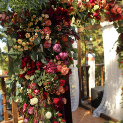 Яна Возняк - декоратор, флорист в Луцке - фото 4