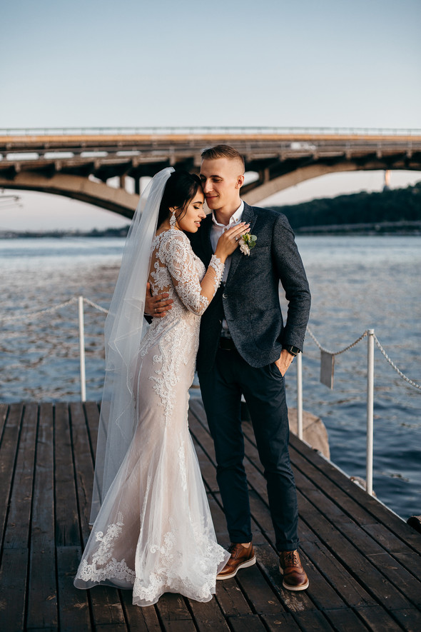 Julia&Dima Wedding day 24.08.2019  - фото №34