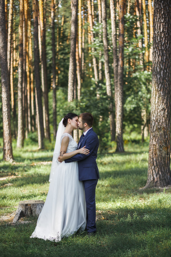 Valeriy&Alena Wedding - фото №22