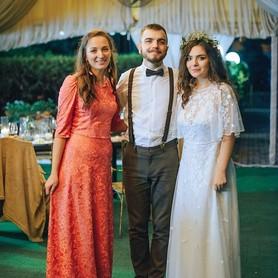 Зоя Буханцева - выездная церемония в Мариуполе - портфолио 4
