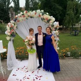 Зоя Буханцева - выездная церемония в Мариуполе - портфолио 6