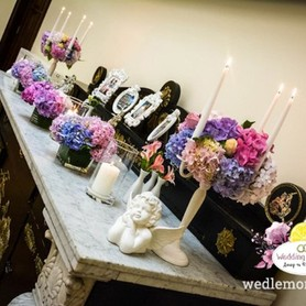 Wedlemon - декоратор, флорист в Львове - портфолио 5