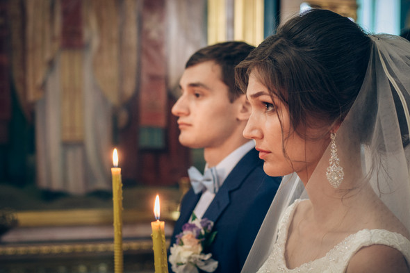 Настя и Сергей - фото №15