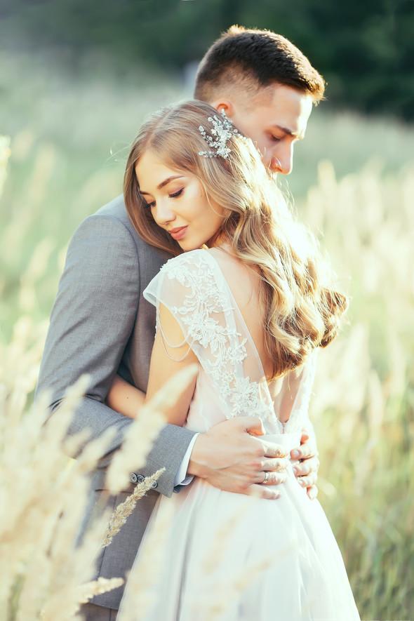 Милая семейная свадьба - фото №1