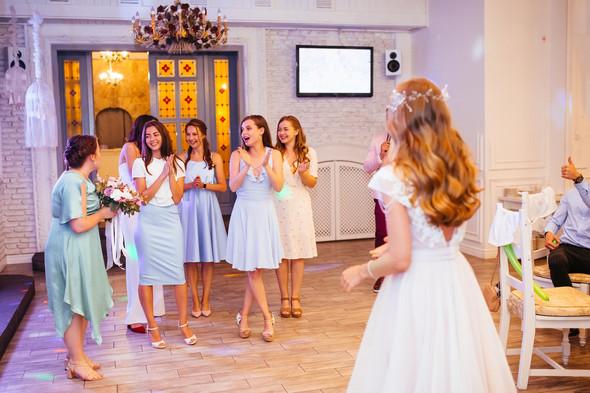Милая семейная свадьба - фото №29