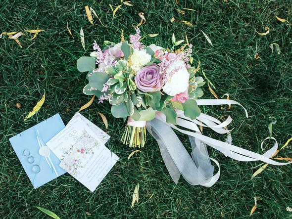 Милая семейная свадьба - фото №17