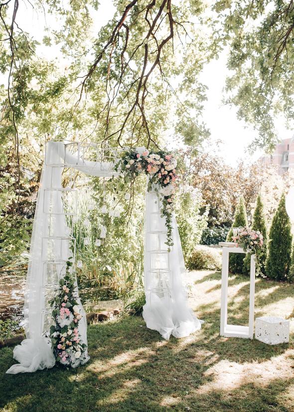 Милая семейная свадьба - фото №10