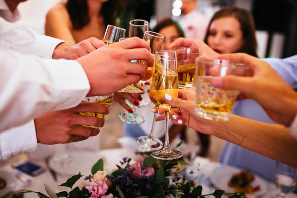 Милая семейная свадьба - фото №26