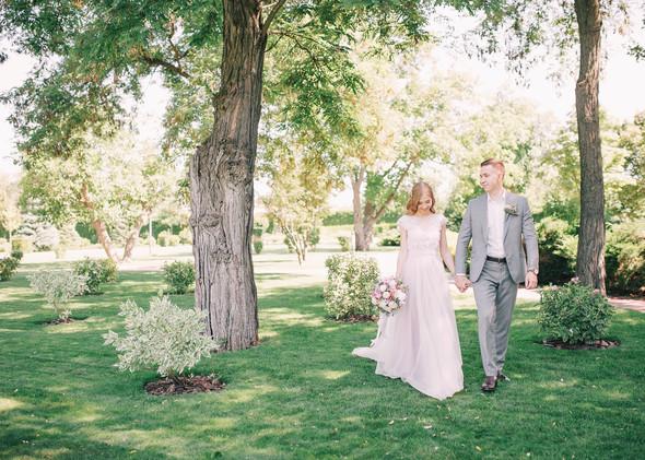 Милая семейная свадьба - фото №3