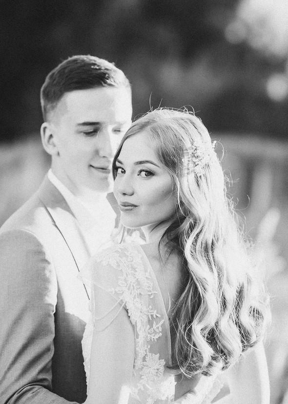 Милая семейная свадьба - фото №21