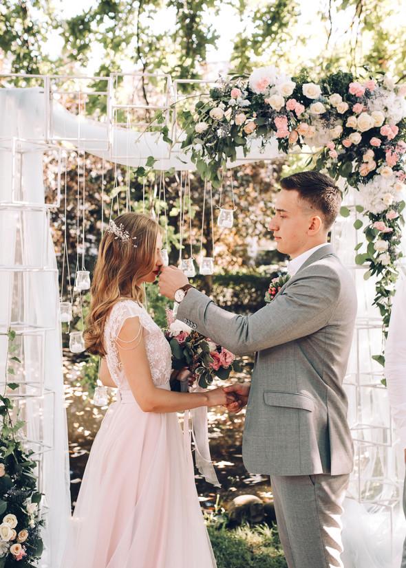 Милая семейная свадьба - фото №11