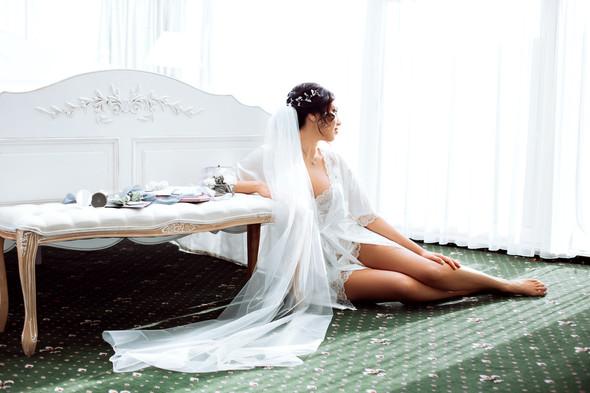 Bride morning - фото №1