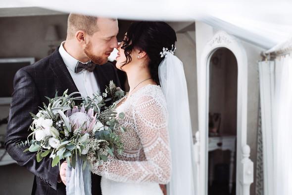 Bride morning - фото №16