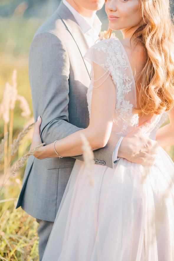 Милая семейная свадьба - фото №20