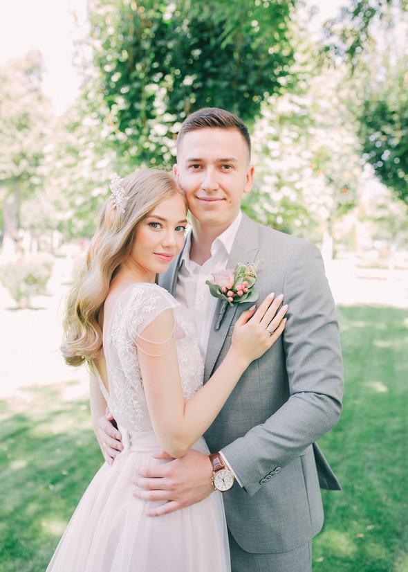 Милая семейная свадьба - фото №4