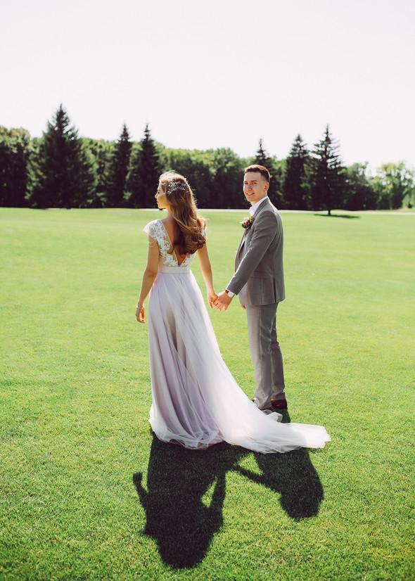 Милая семейная свадьба - фото №7