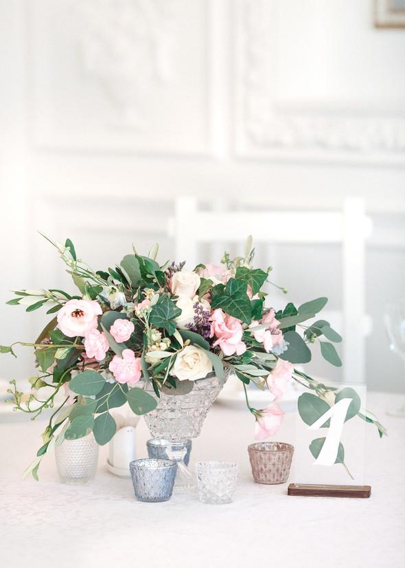 Милая семейная свадьба - фото №9