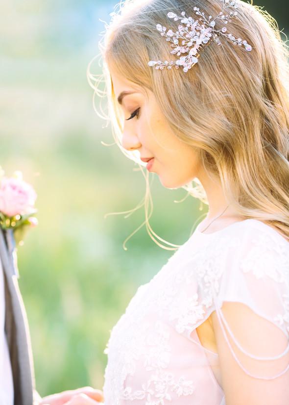 Милая семейная свадьба - фото №24