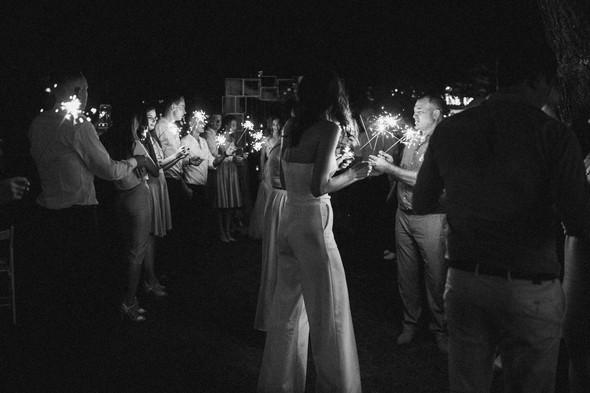 Милая семейная свадьба - фото №27