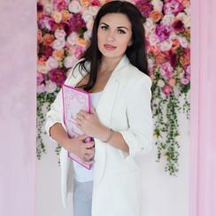 Екатерина Деряга - выездная церемония в Киеве - фото 1