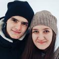 Крістіна та Роман