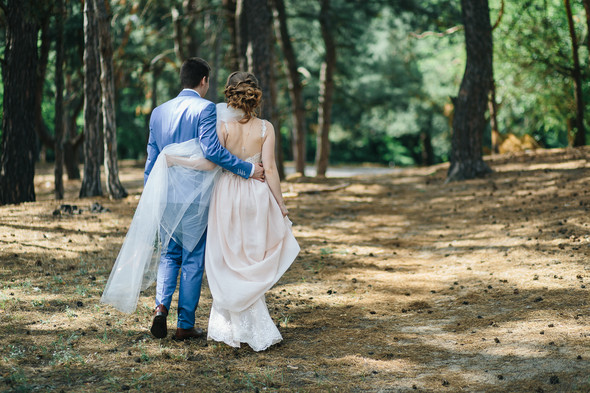 Wedding day | Stas&Masha - фото №33