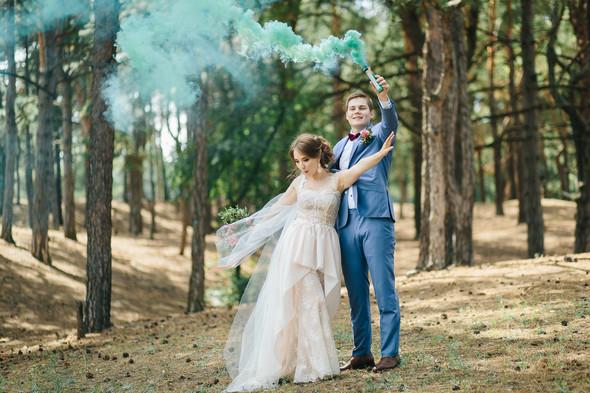 Wedding day | Stas&Masha - фото №32