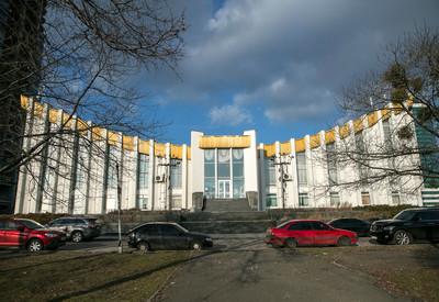 Центральный ЗАГС Киева - портфолио 5
