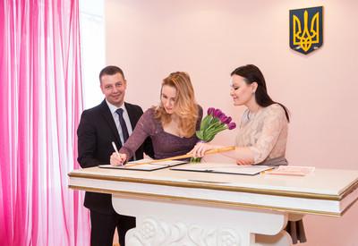 Оболонский ЗАГС Киева - фото 2