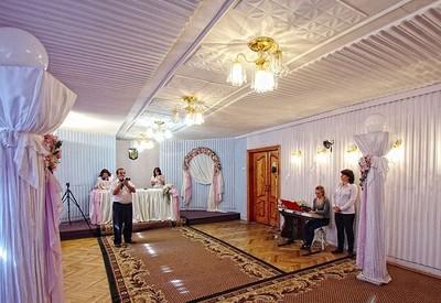 Святошинский ЗАГС Киева - фото 1