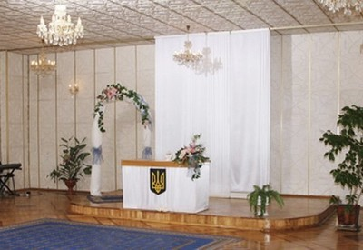 Деснянский ЗАГС Киева - фото 1