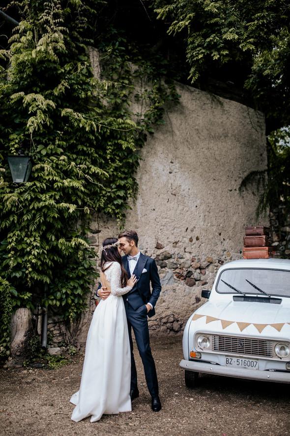 Wedding in Italy - фото №62