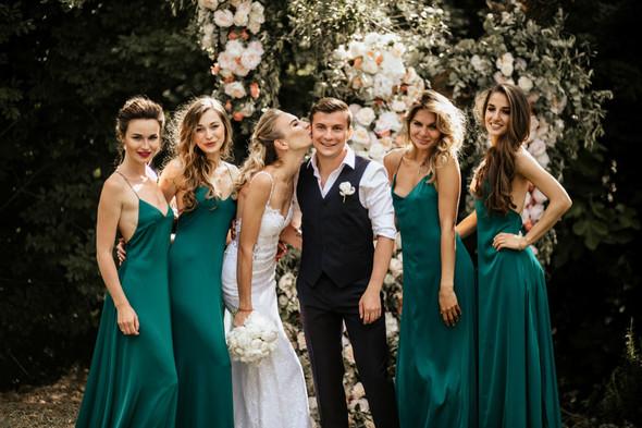Tuscany Wedding - фото №60