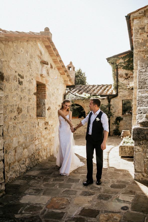 Tuscany Wedding - фото №62