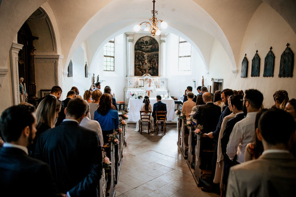 Wedding in Italy - фото №34
